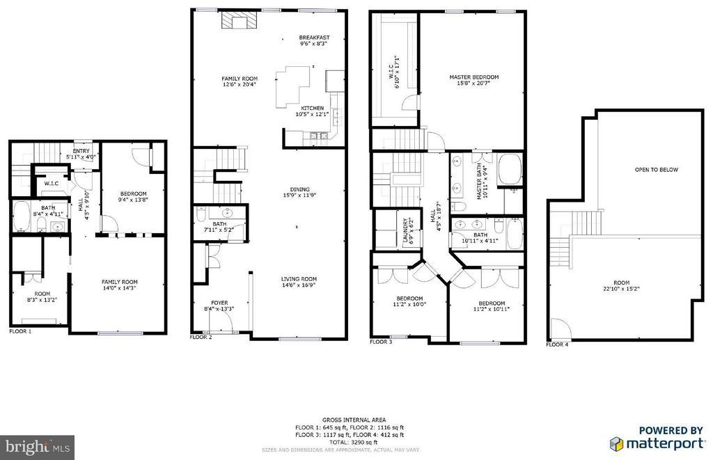 Floor Plan - 513 DUNMORE ST, FREDERICKSBURG