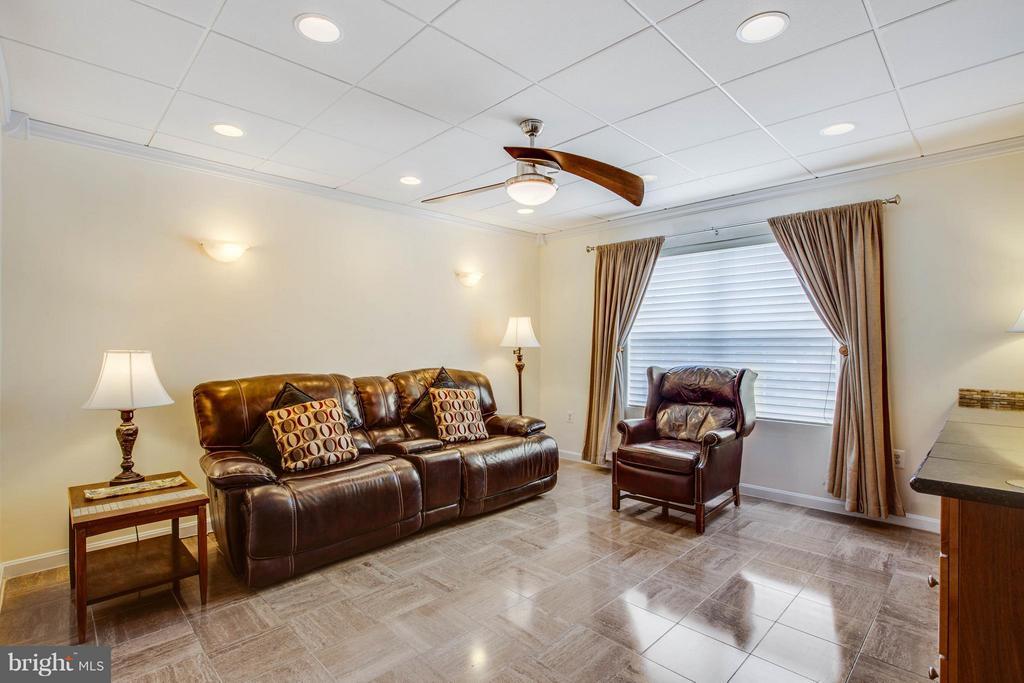 Recreation Room/potential In law suite - 513 DUNMORE ST, FREDERICKSBURG