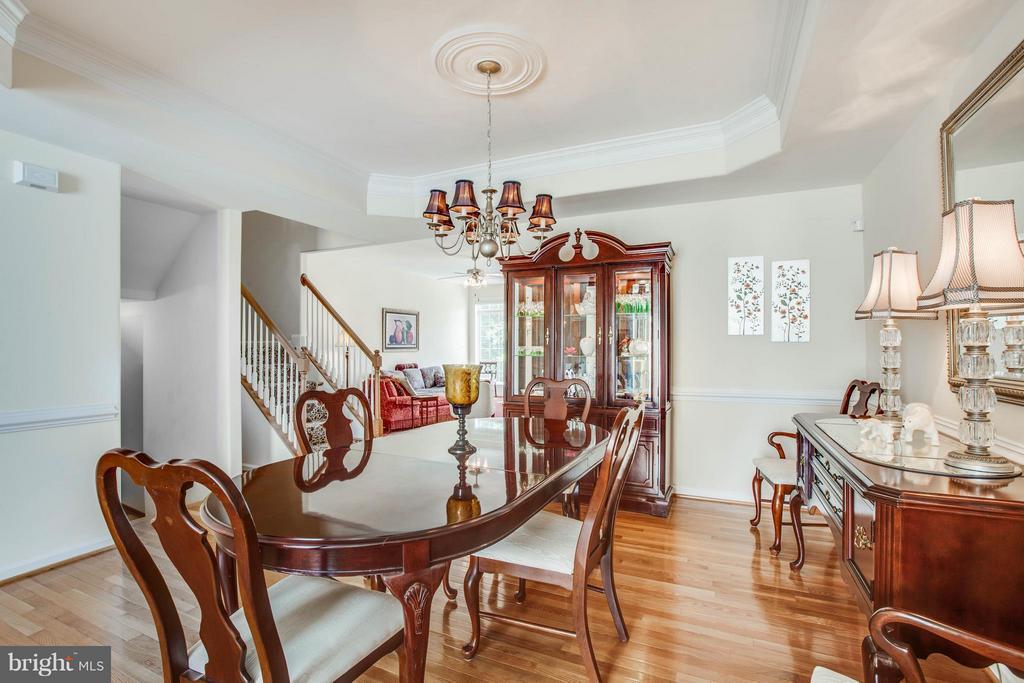 Dining Room - 513 DUNMORE ST, FREDERICKSBURG