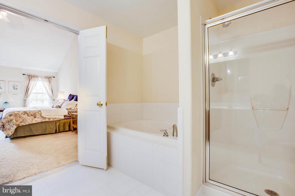 Master Bathroom - 513 DUNMORE ST, FREDERICKSBURG