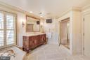 Sumptuous Master Bathroom...there are two. - 9 SOUTH ST, ANNAPOLIS