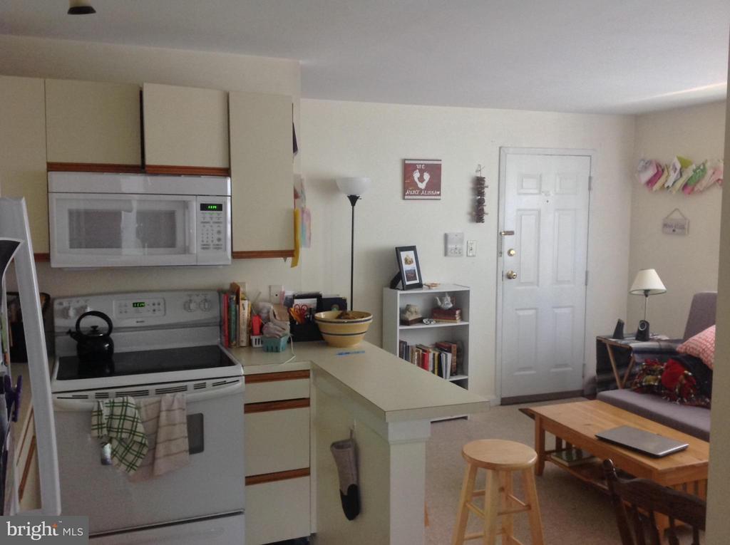 Kitchen - 1807F DEWITT AVE #F, ALEXANDRIA