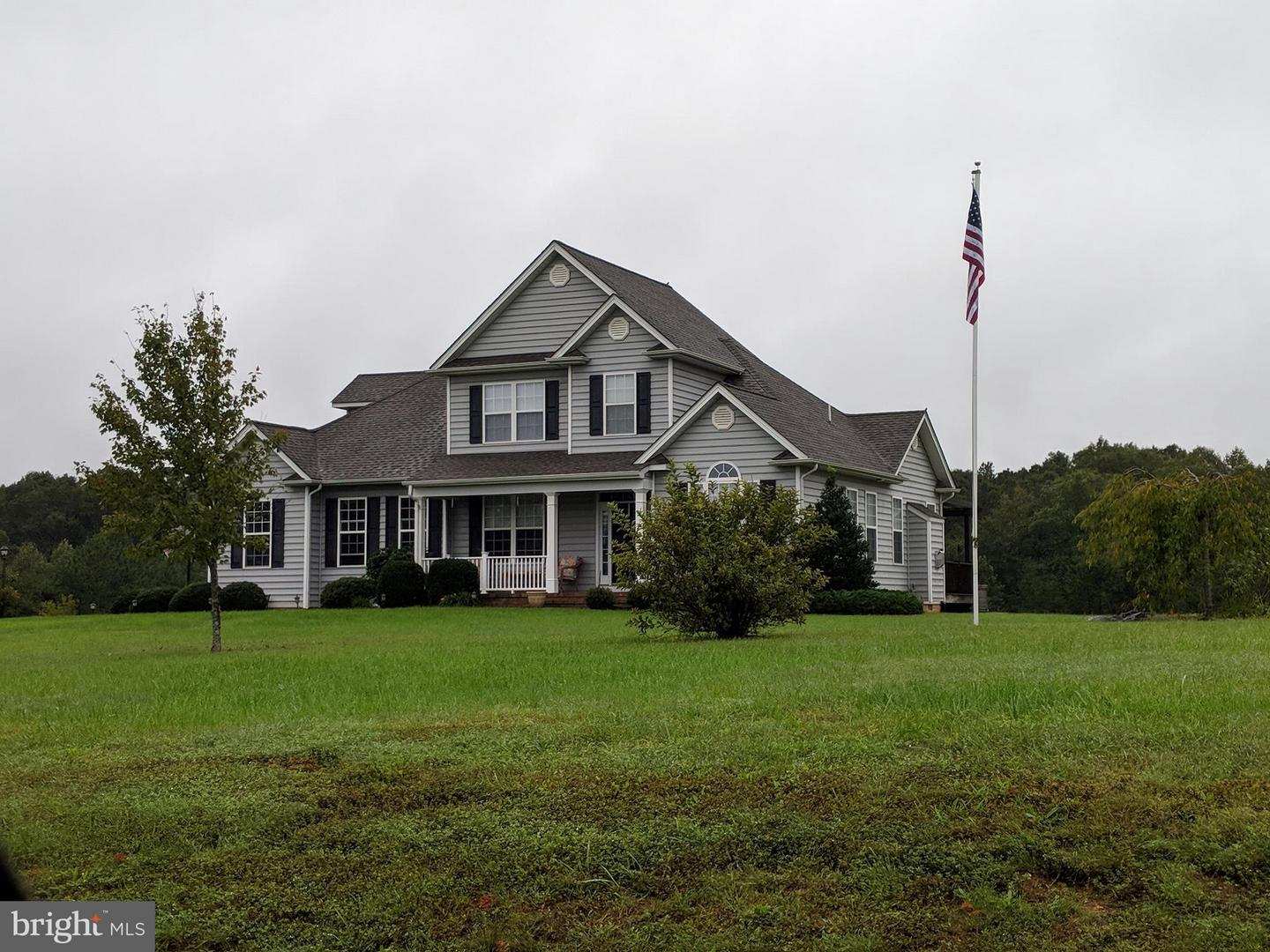 Single Family for Sale at 354 Oliver Ridge Ln Troy, Virginia 22974 United States