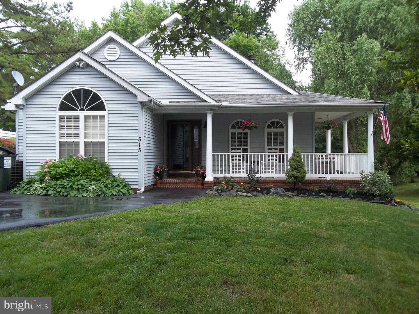 Photo of home for sale at 515 Zaidee Lane, Stevensville MD