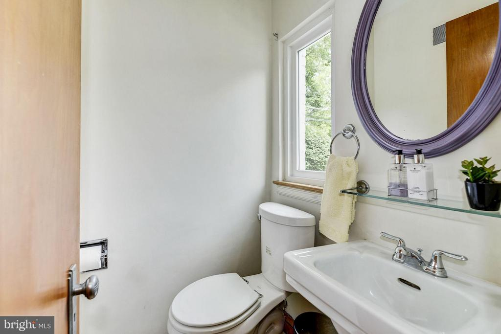Powder Room - 4300 RENO RD NW, WASHINGTON