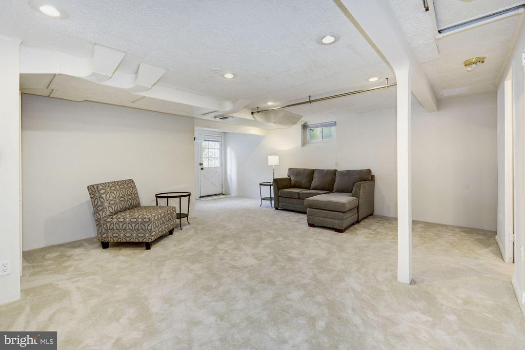 Recreation Room - 4300 RENO RD NW, WASHINGTON