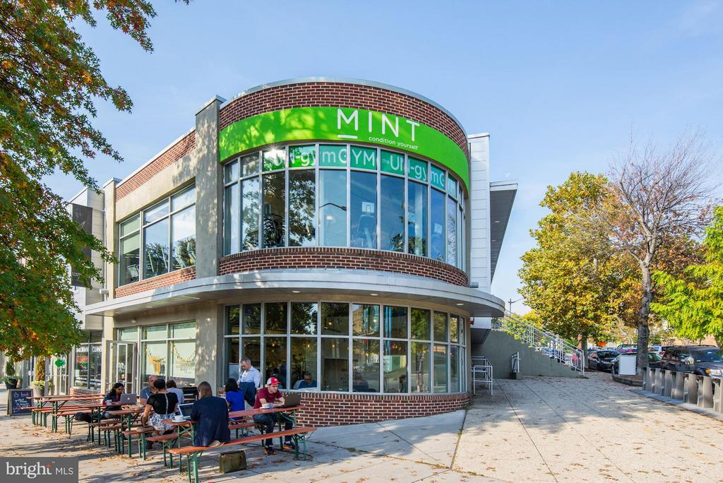 Community Mint Gym - 1763 COLUMBIA RD NW #508, WASHINGTON
