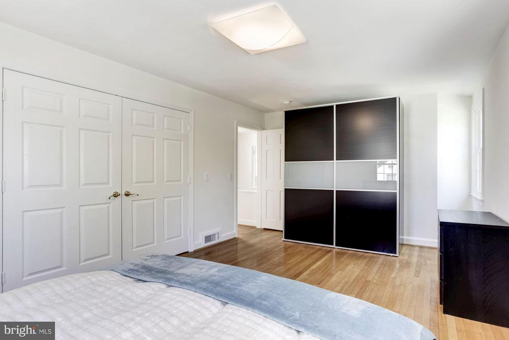Bedroom (Master) - 4325 47TH ST NW, WASHINGTON