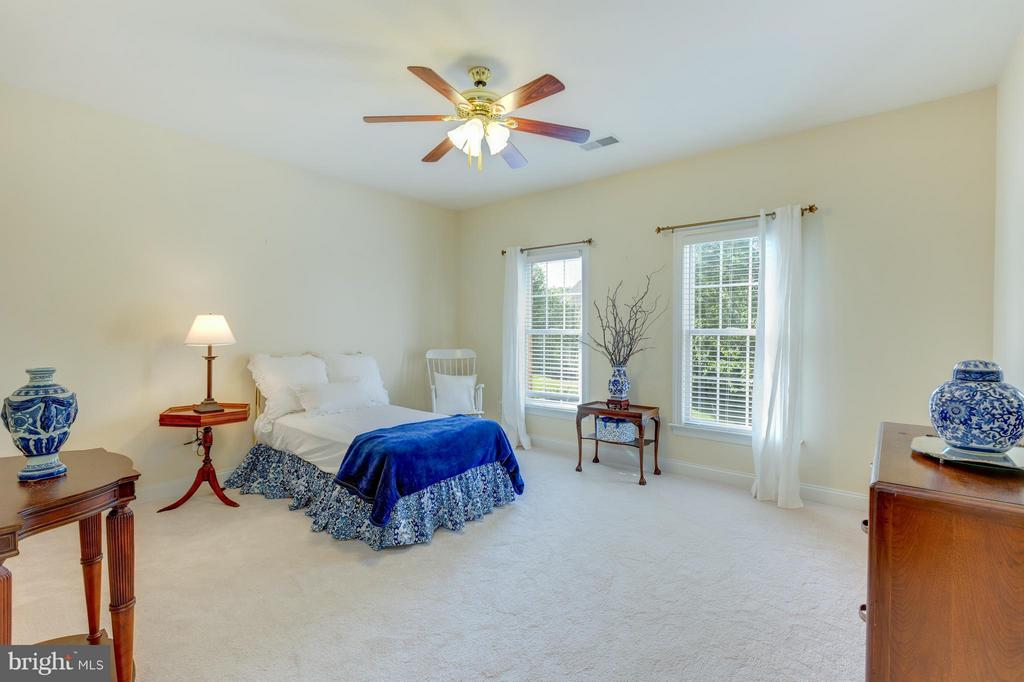 Large Guest Suite with Full Bath & Walk-in Close - 41605 SWIFTWATER DR, LEESBURG