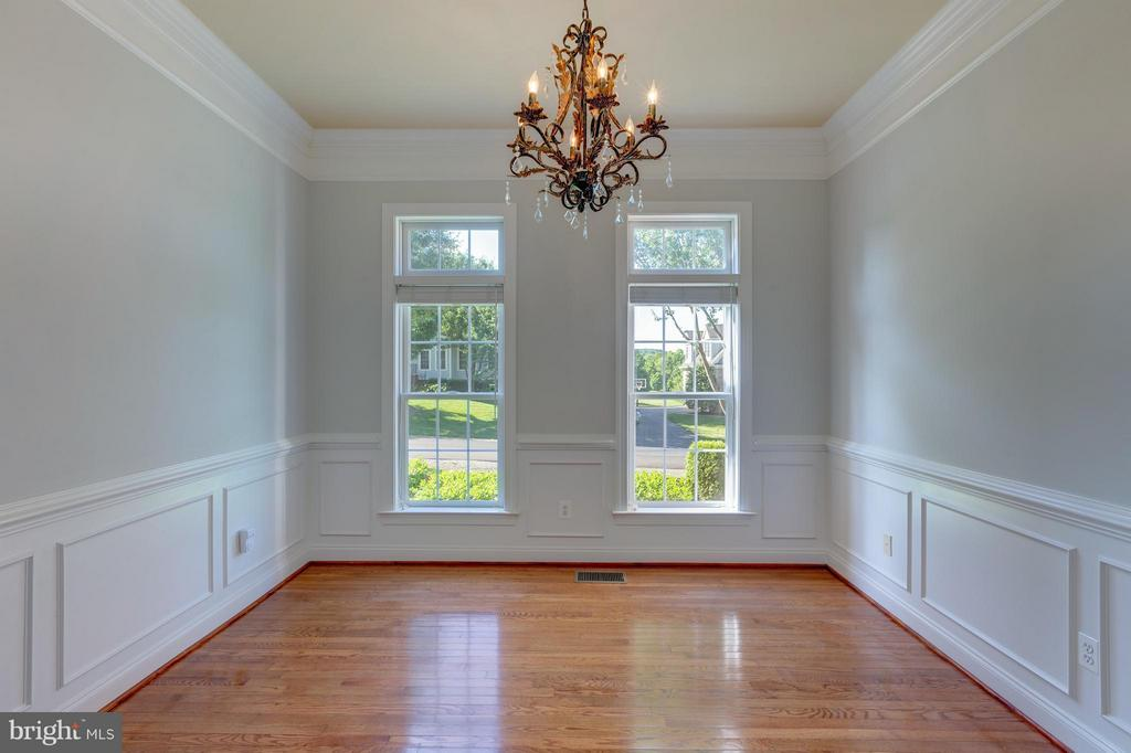 Main Level Study or Bedroom - 41605 SWIFTWATER DR, LEESBURG