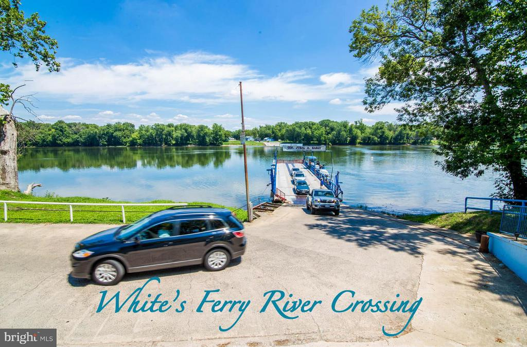 The Whites Ferry Potomac River Crossing - 41605 SWIFTWATER DR, LEESBURG