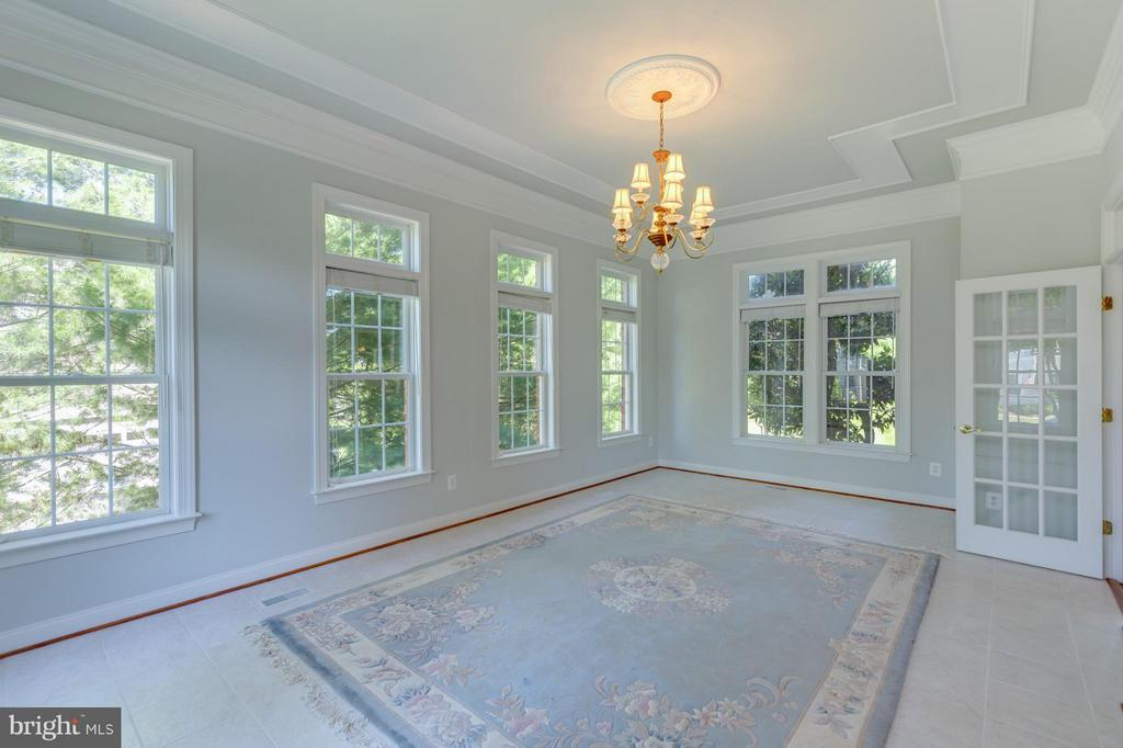 Sun room or Office - 41605 SWIFTWATER DR, LEESBURG