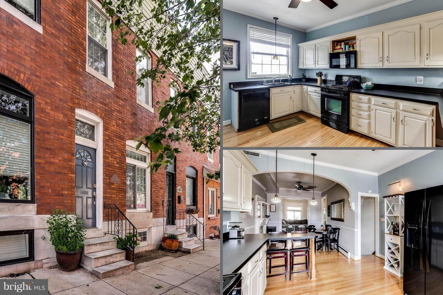 Single Family for Sale at 504 East Ave S Baltimore, Maryland 21224 United States