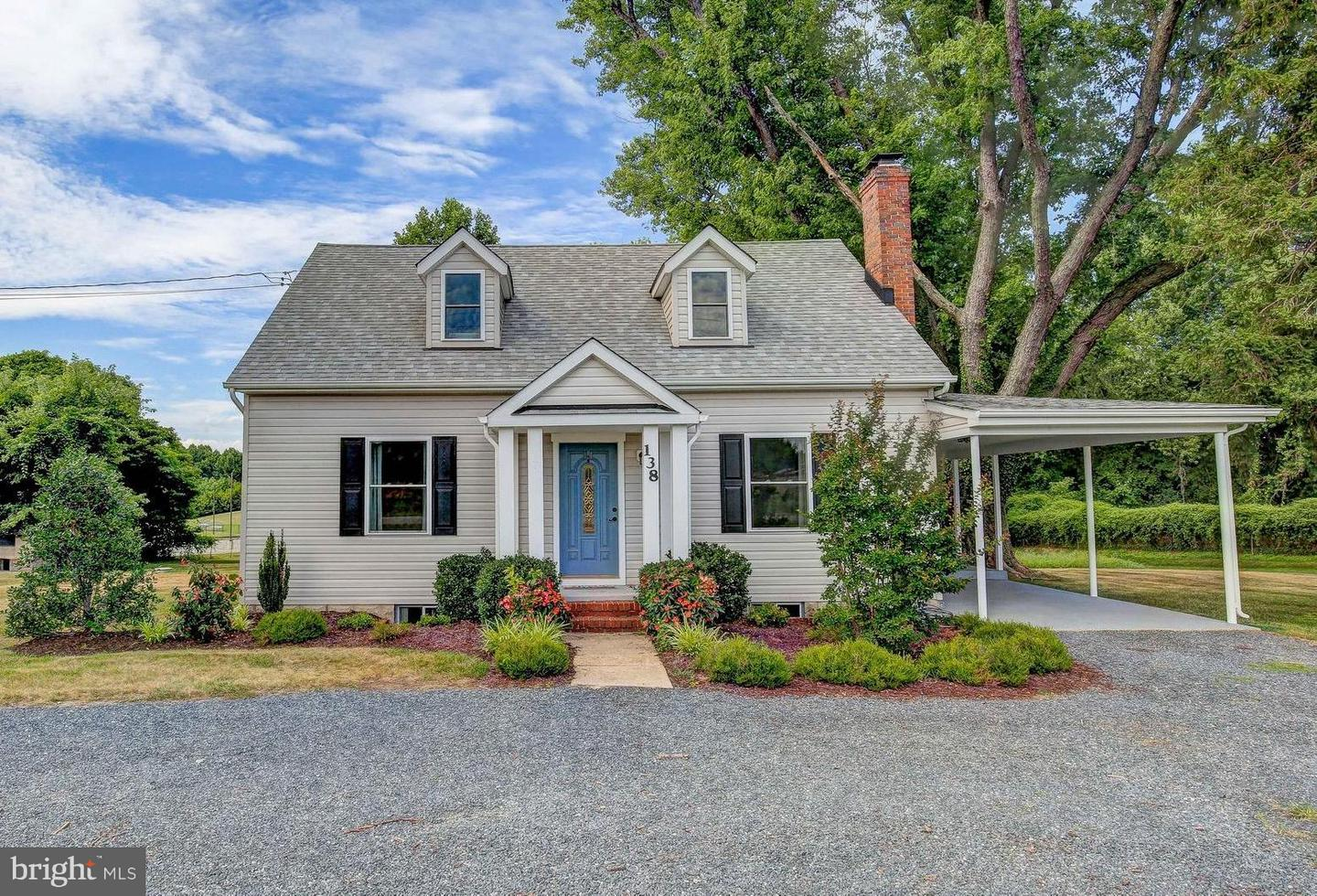 Photo of home for sale at 138 Harwood Road, Harwood MD