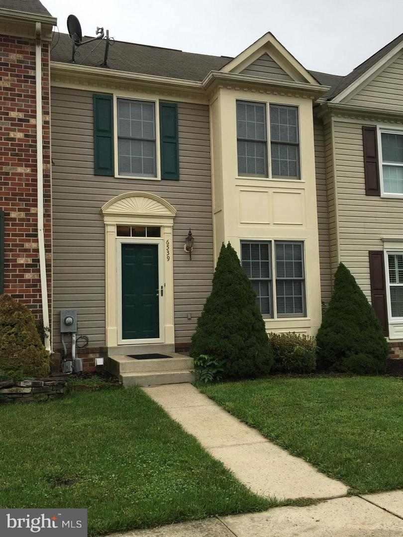 Other Residential for Rent at 6539 North Shore Sq New Market, Maryland 21774 United States