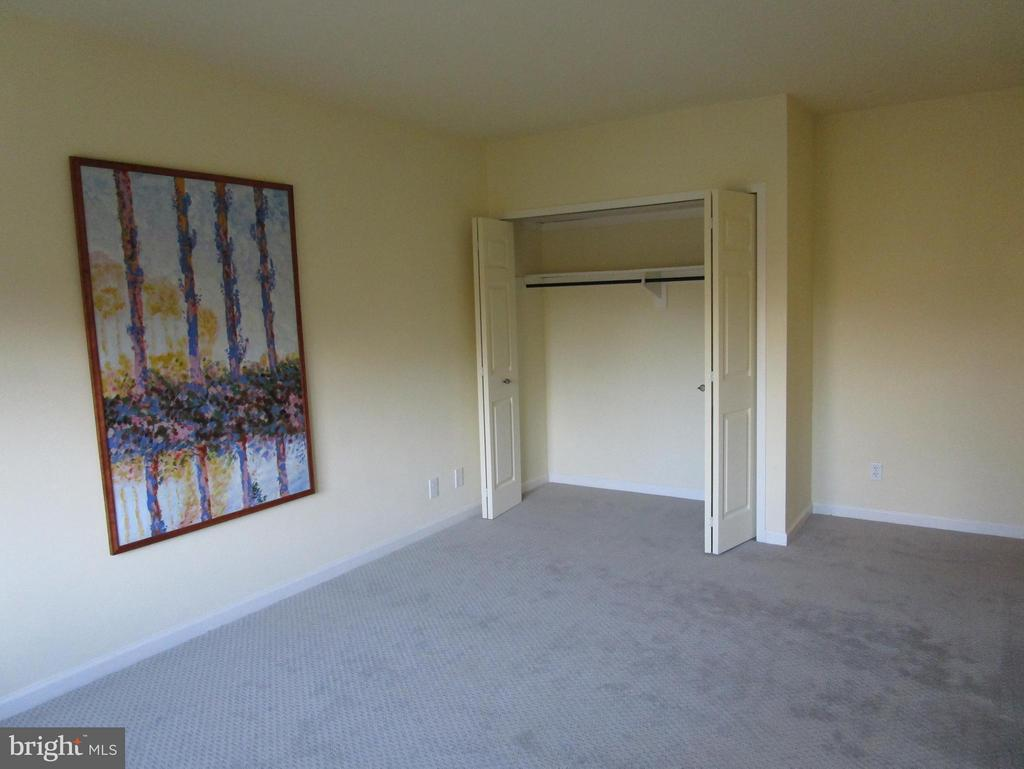 New Gray Carpeting in Master Bedroom - 3900 WATSON PL NW #A-5E, WASHINGTON