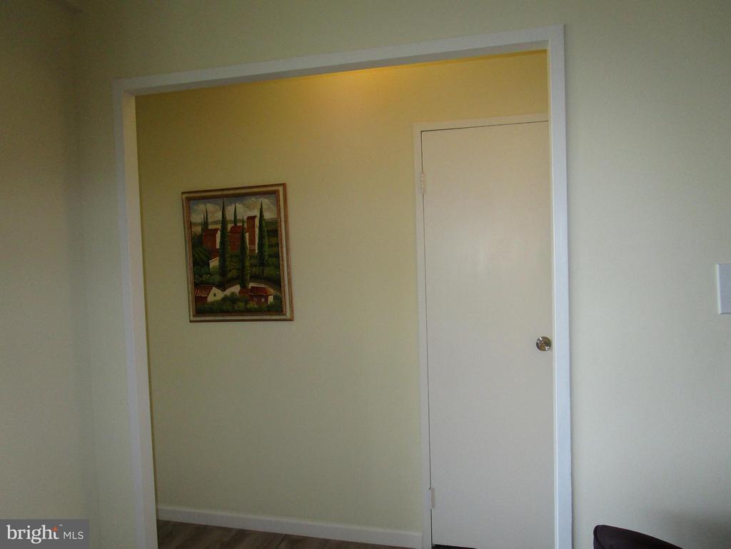 Hall To Bedrooms - 3900 WATSON PL NW #A-5E, WASHINGTON