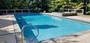 Clean and Inviting Pool - 4200 PINERIDGE DR, ANNANDALE