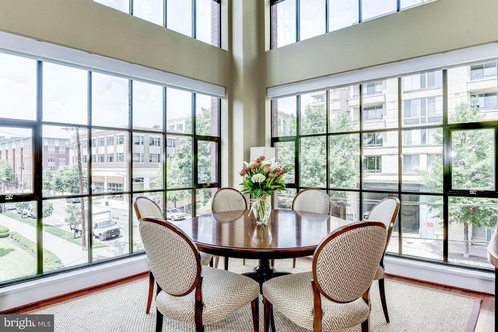 Dining Room - 1600 CLARENDON BLVD #W305, ARLINGTON