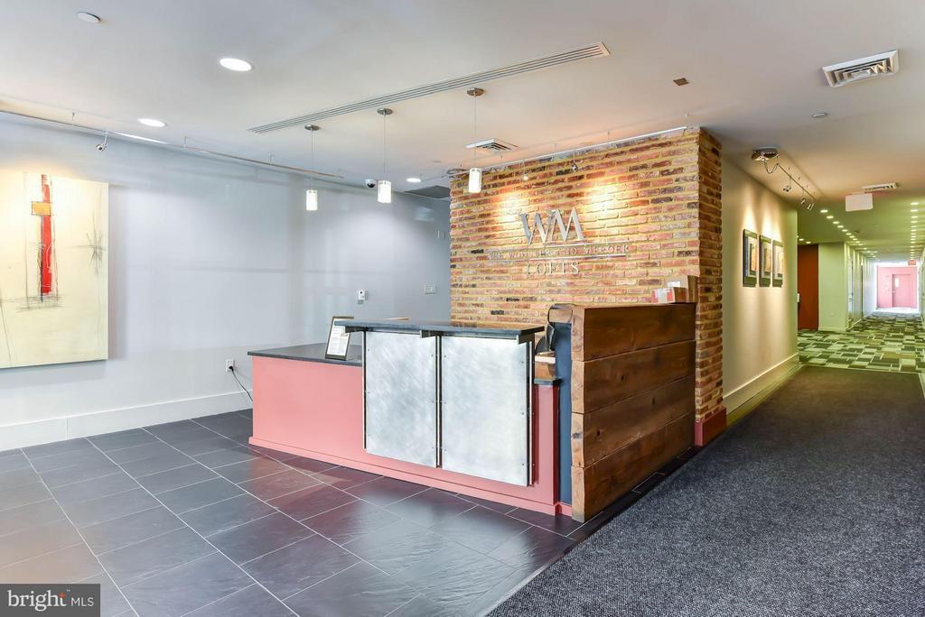 LOBBY - 1600 CLARENDON BLVD #W305, ARLINGTON