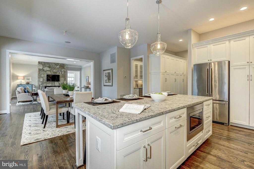 Model Hom Kitchen - HARLEY RD, LORTON
