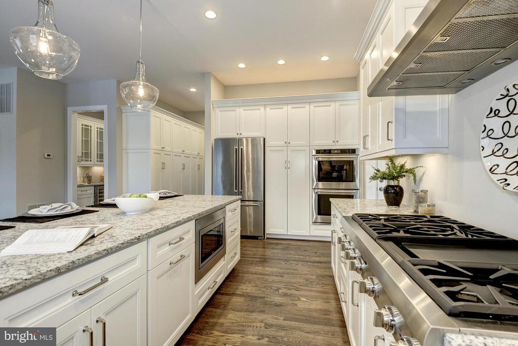 Model Home Kitchen - HARLEY RD, LORTON