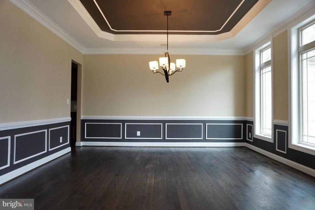 Dining Room - 7015 WOODLAND DR, SPRINGFIELD