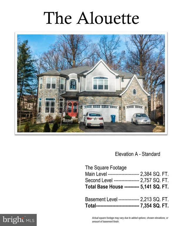 Other floor plans - 7015 WOODLAND DR, SPRINGFIELD
