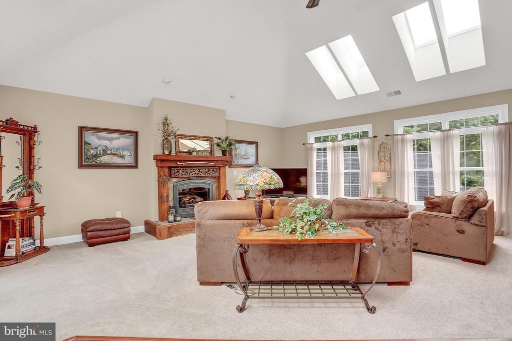 Family Room - 6055 GREENWAY CT, MANASSAS