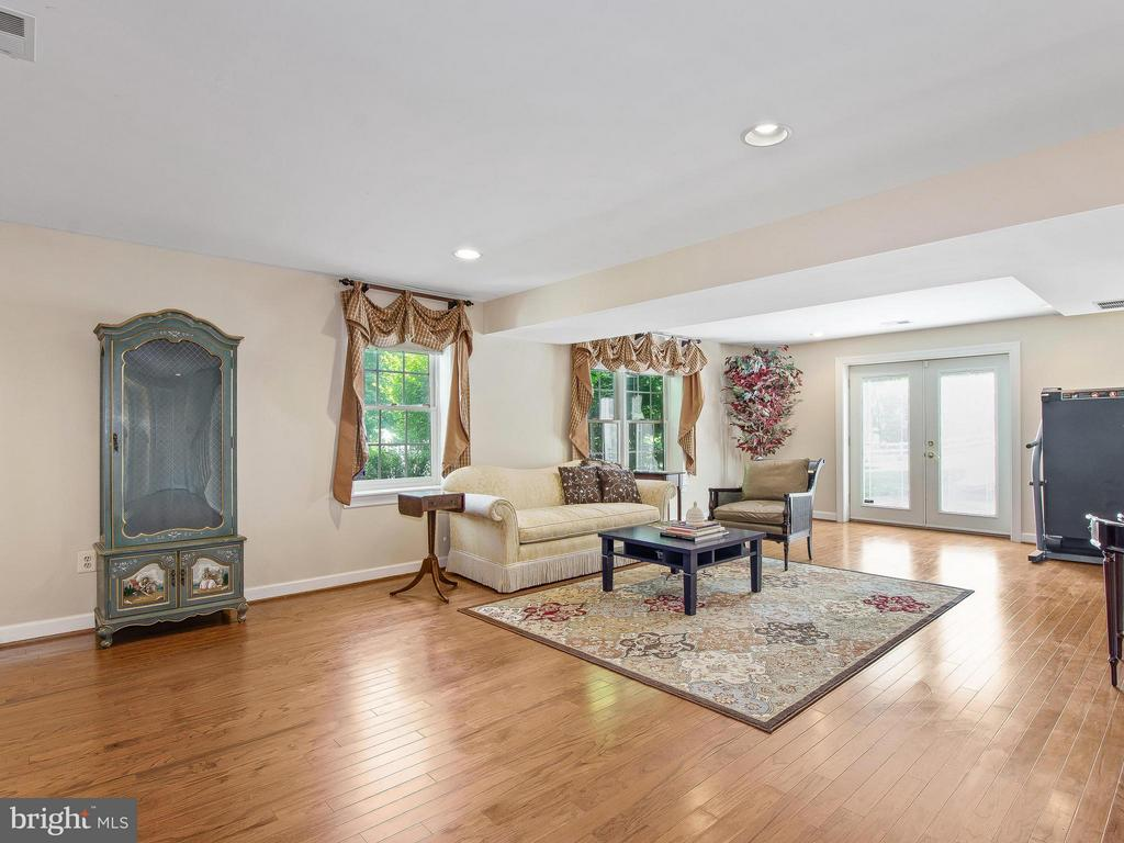 Recreation Room - 11109 TOMMYE LN, RESTON
