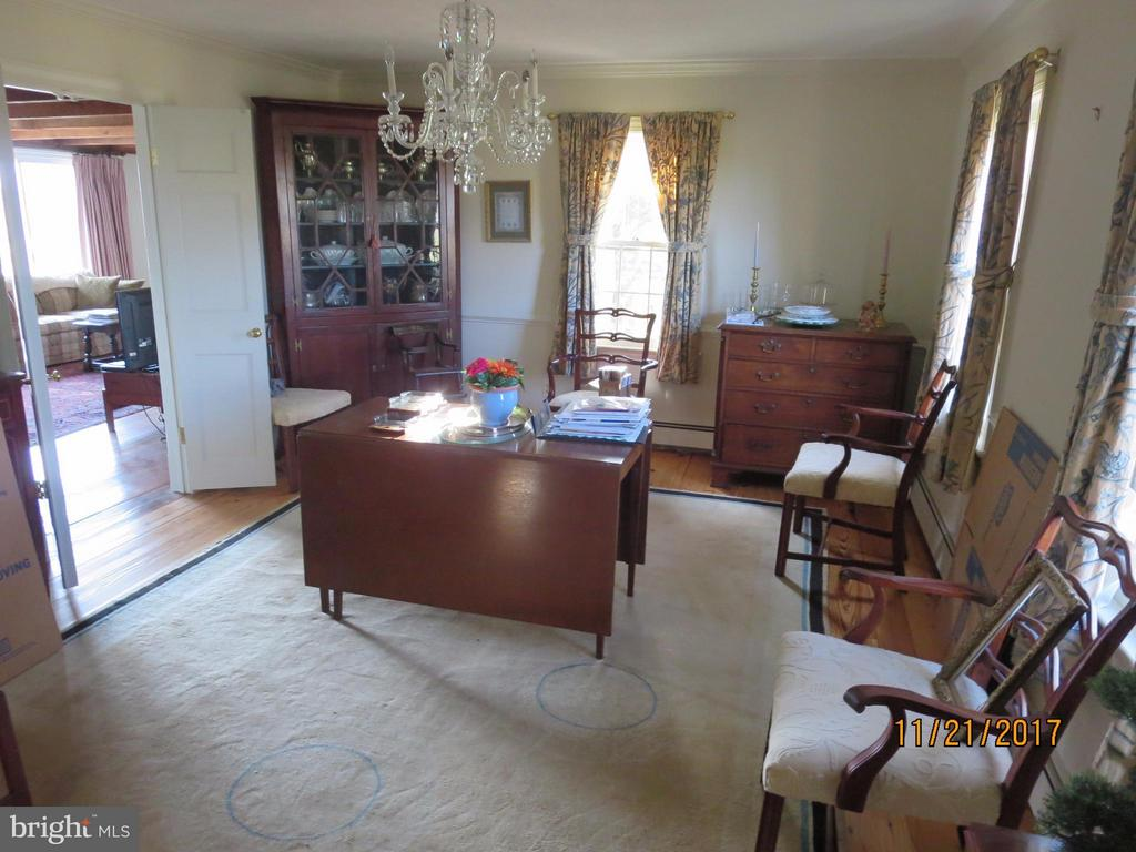Dining Room - 367 KENNEL RD, BOYCE