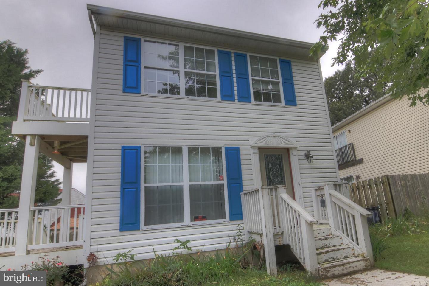 Single Family for Sale at 7922 Sea Breeze Dr Orchard Beach, Maryland 21226 United States