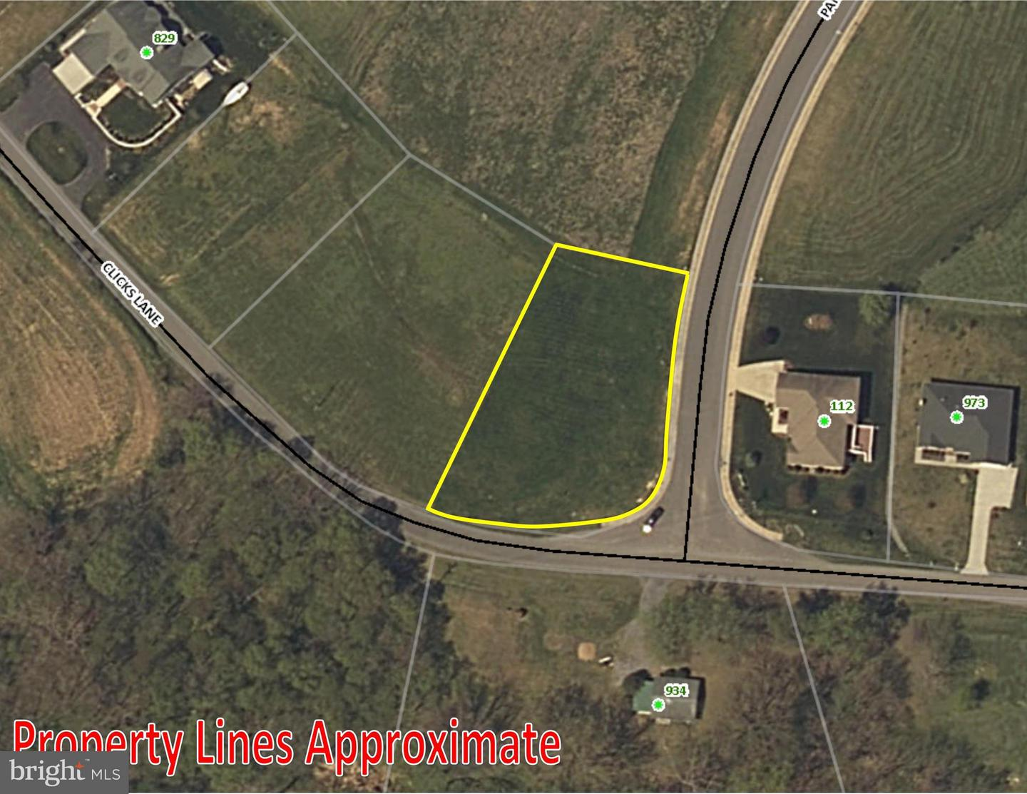 Land for Sale at 919 Clicks Ln New Market, Virginia 22844 United States