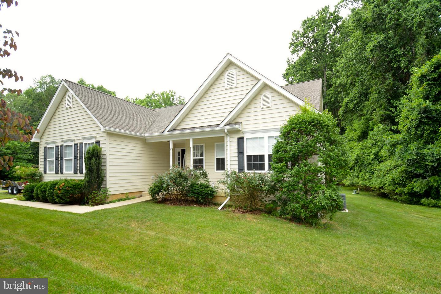 Single Family for Sale at 48 Walker Way Stafford, Virginia 22554 United States