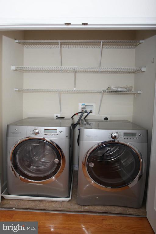 Laundry - 2211 LEESBOROUGH DR, SILVER SPRING