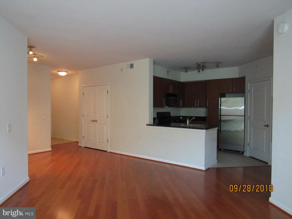 Living Room / Kitchen / Dining Room - 1021 GARFIELD ST #336, ARLINGTON