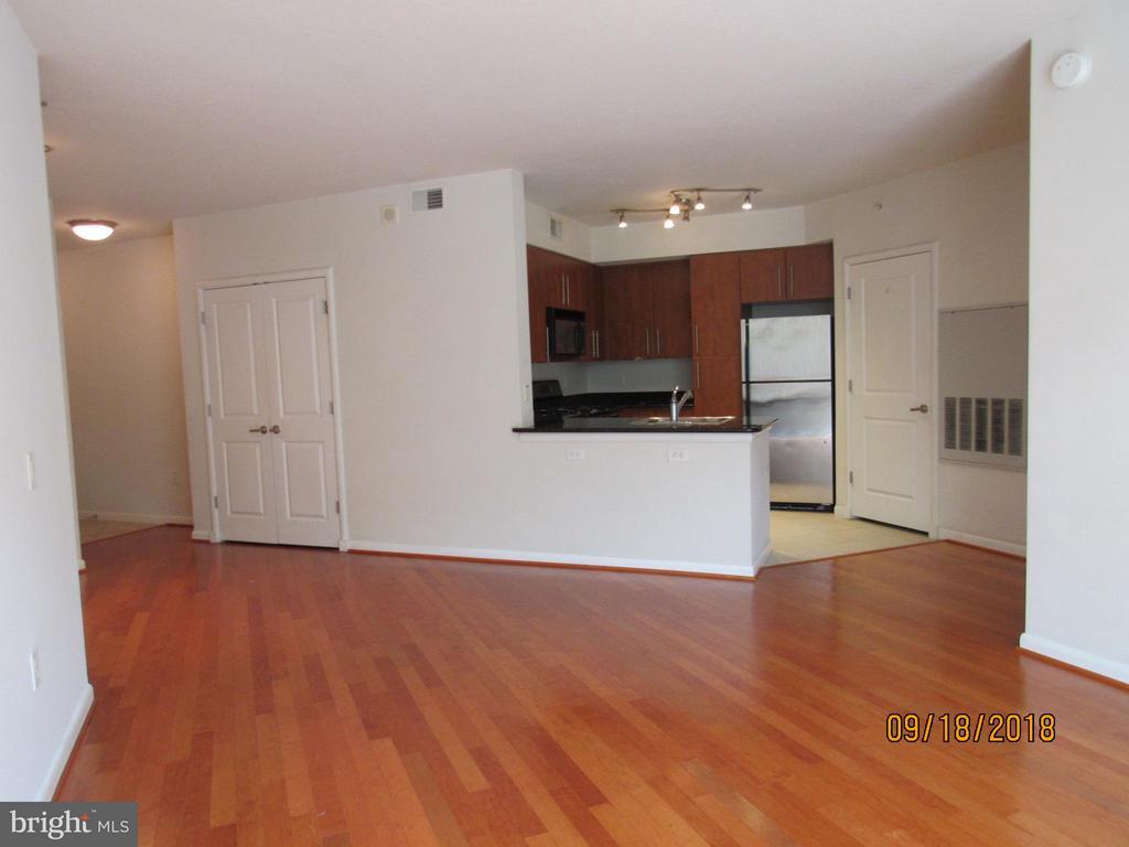 Living Room - 1021 GARFIELD ST #336, ARLINGTON