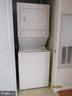 Washer and Dryer in Unit - 1021 GARFIELD ST #336, ARLINGTON
