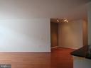 Living/Dining - 1021 GARFIELD ST #336, ARLINGTON