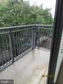 Balcony - 1021 GARFIELD ST #336, ARLINGTON