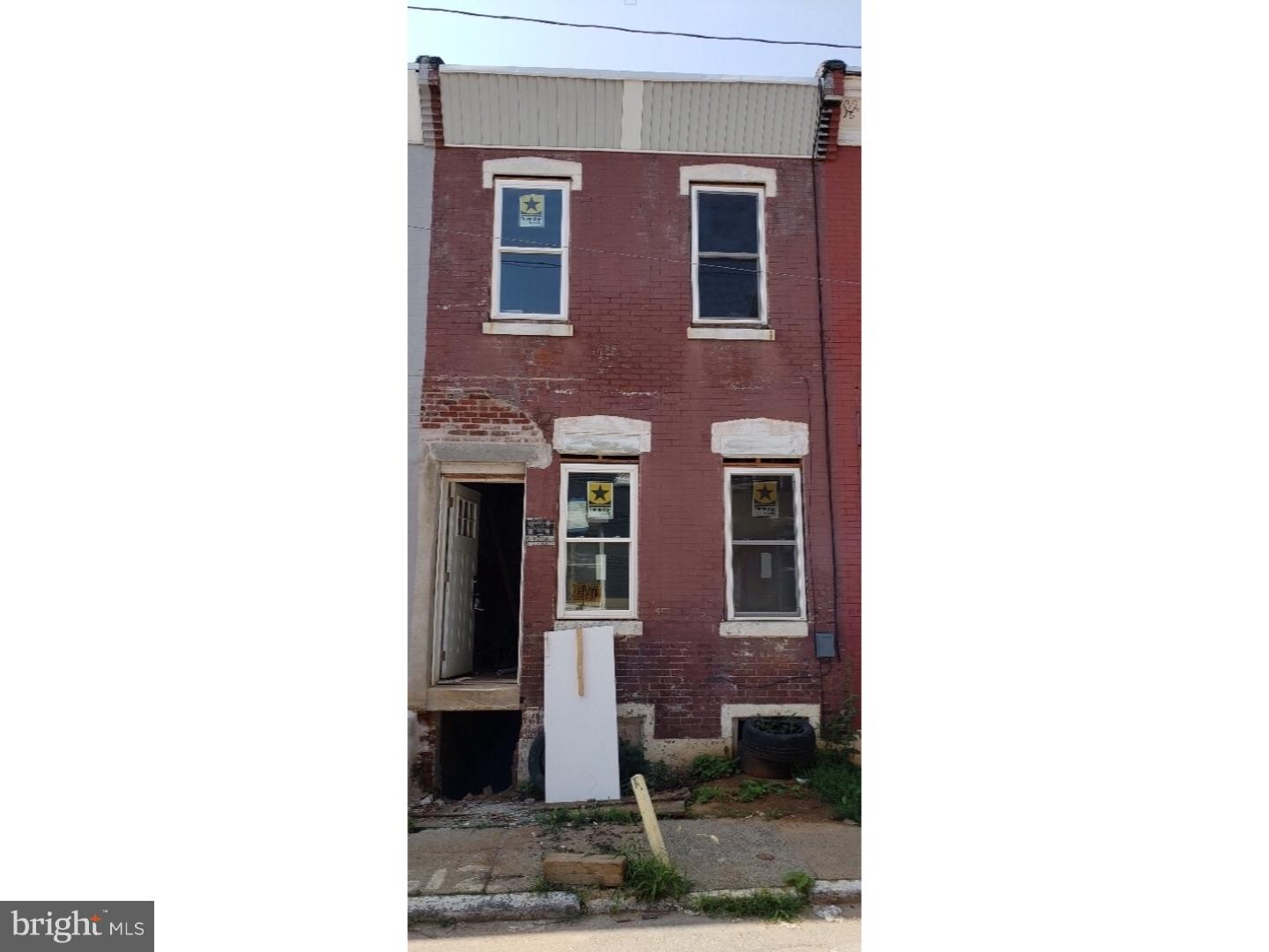 Photo of home for sale at 2512 Ingersoll Street, Philadelphia PA