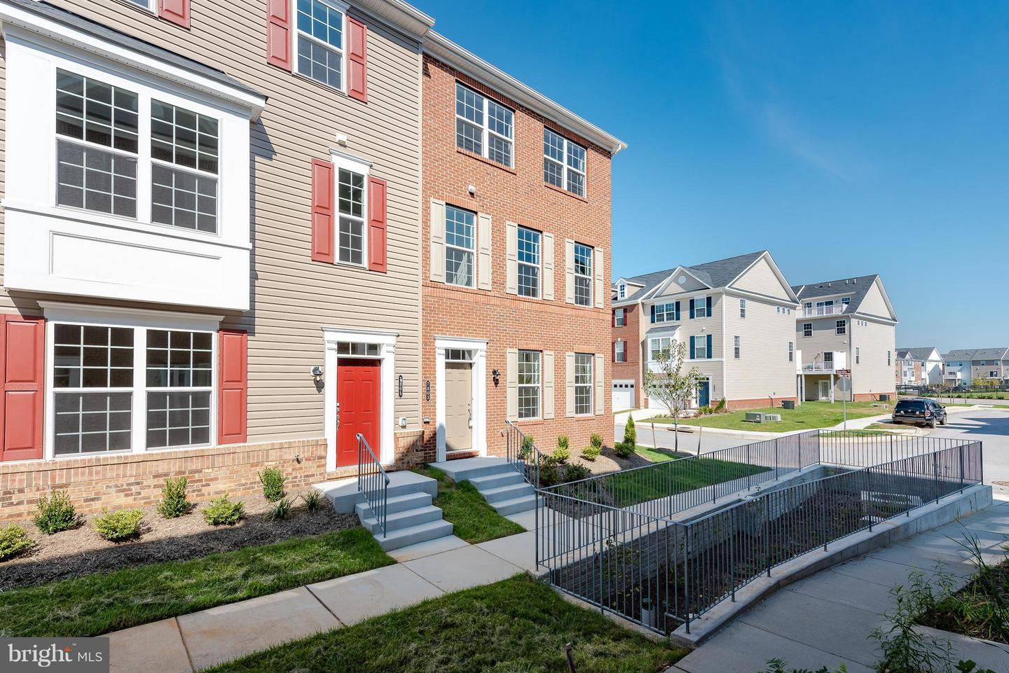Other Residential for Rent at 7803 Richard Halley Way Elkridge, Maryland 21075 United States