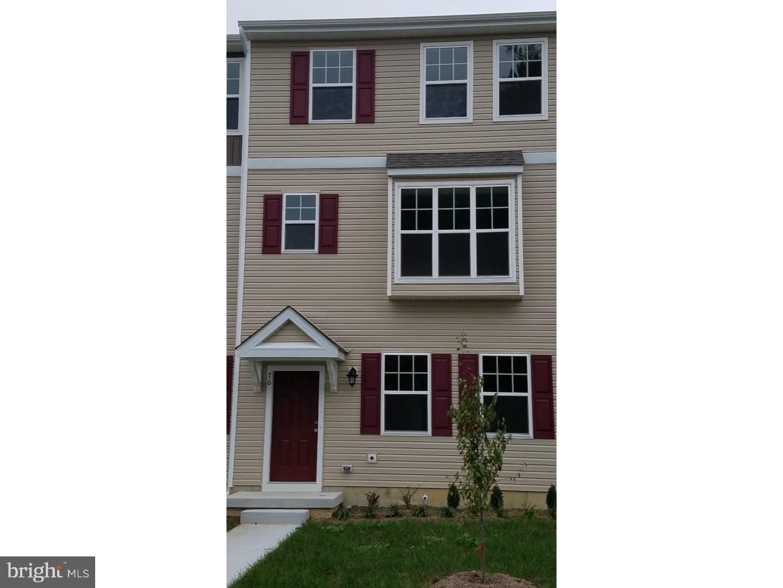 Maison unifamiliale pour l Vente à 76 TIDBURY XING Camden, Delaware 19934 États-Unis