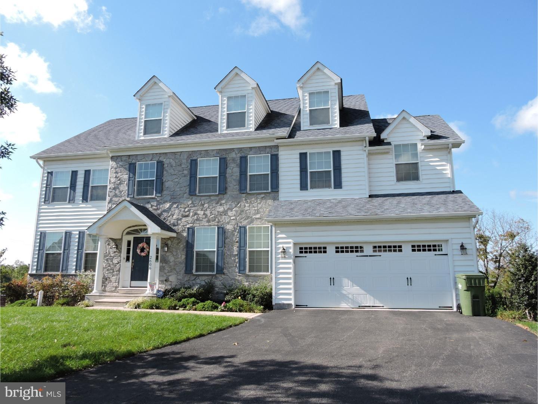 Einfamilienhaus für Verkauf beim 2606 EQUESTRIAN WAY Norristown, Pennsylvanien 19403 Vereinigte Staaten