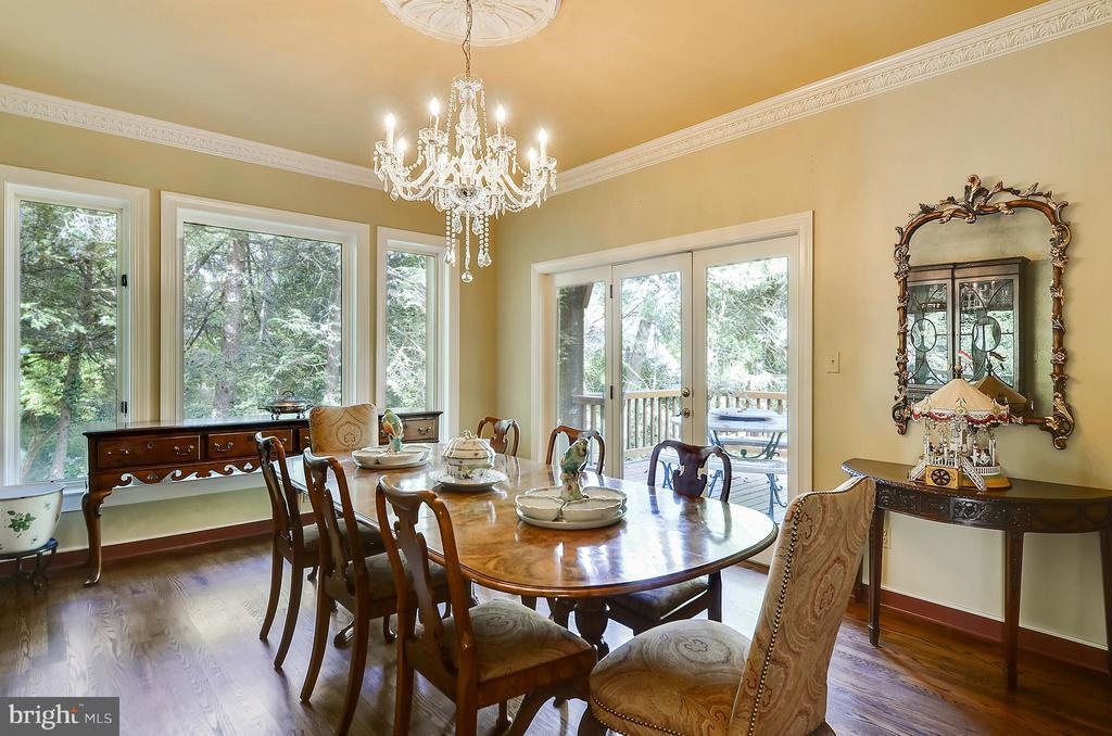 Dining Room - 4015 N RANDOLPH ST, ARLINGTON