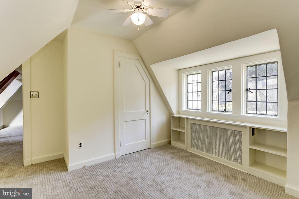 Fifth Bedroom - 2701 32ND ST NW, WASHINGTON