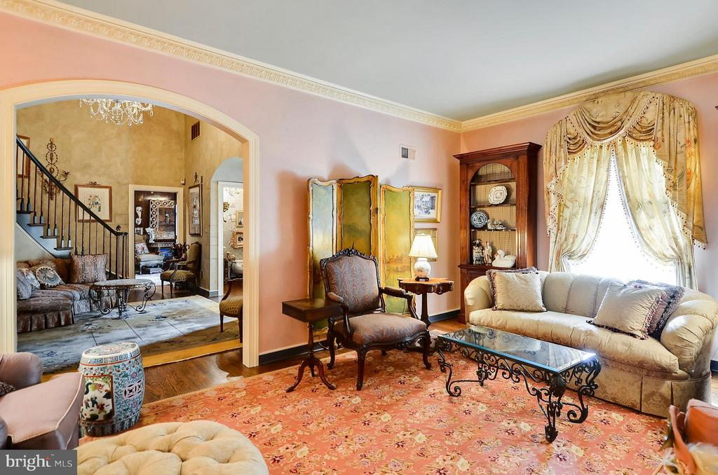 Living Room - 4015 N RANDOLPH ST, ARLINGTON