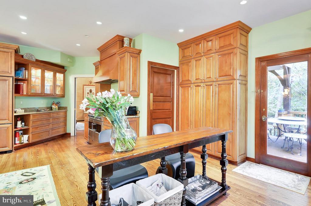 Kitchen - 4015 N RANDOLPH ST, ARLINGTON
