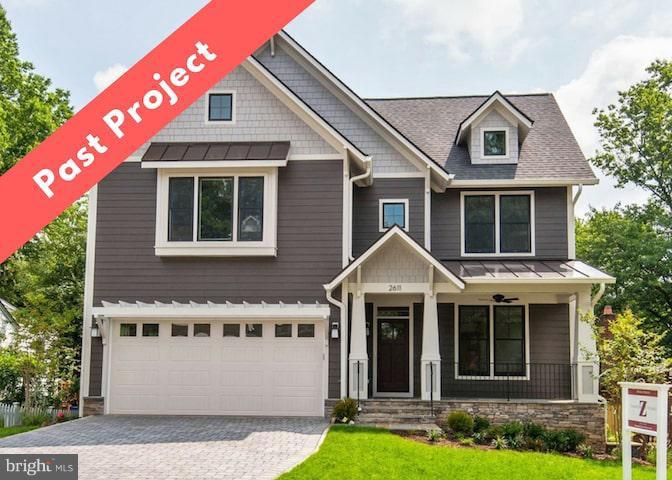 Single Family Home for Sale at 1504 Crane Street 1504 Crane Street Falls Church, Virginia 22046 United States
