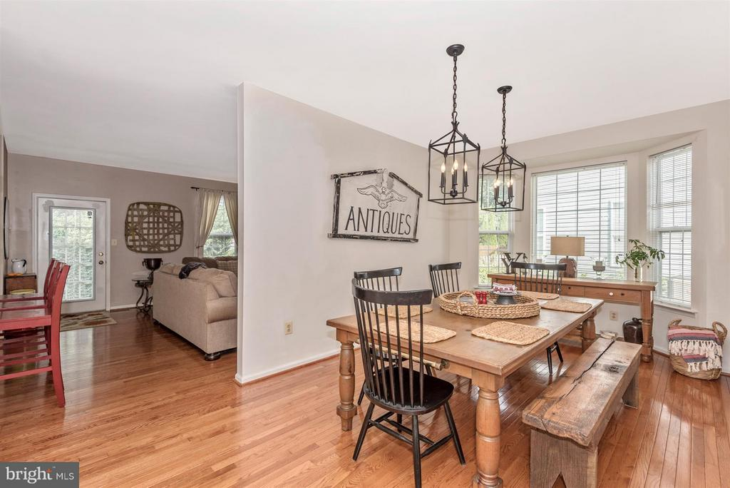 Spacious Formal Dining Room - 9546 KINGSTON PL, FREDERICK